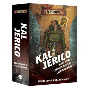 Games Workshop   Necromunda Books Kal Jerico: The Omnibus (Paperback) - 60100581011 - 9781784966966
