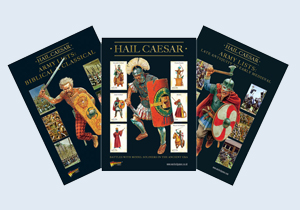 Hail Caesar Books & Accessories