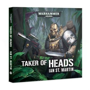 Games Workshop   Audiobooks Taker of Heads (Audiobook) - 60680181126 - 9781784967727
