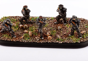 UCM Infantry