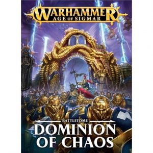 Games Workshop (Direct) Age of Sigmar  Slaves to Darkness Battletome: Dominion of Chaos (old) - 60030201010 - 9781785810398