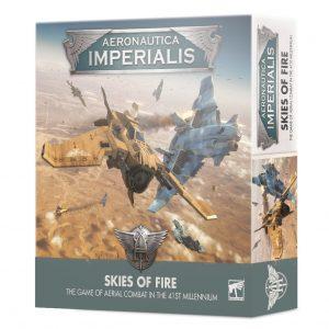 Games Workshop Aeronautica Imperialis  Aeronautica Imperialis Aeronautica Imperialis: Skies of Fire - 60011899002 - 5011921134236