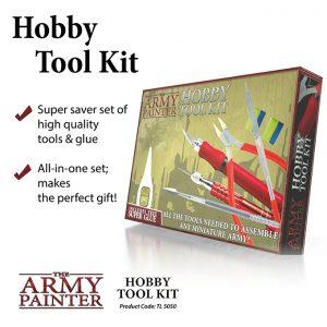 The Army Painter   Army Painter Tools Army Painter Hobby Tool Kit - APTL5050 - 5713799505001