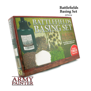 The Army Painter   Basing Kits Battlefields Basing Set (large box) - APST5114 - 2551141111110