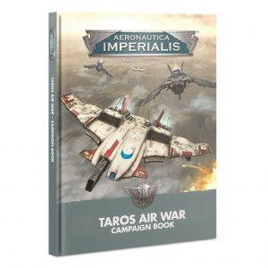 Games Workshop Aeronautica Imperialis  Aeronautica Imperialis Aeronautica Imperialis: Taros Air War - 60041899002 - 9781788269476