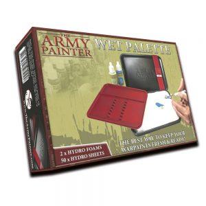 The Army Painter   Army Painter Tools Army Painter Wet Palette - APTL5051 - 5713799505100