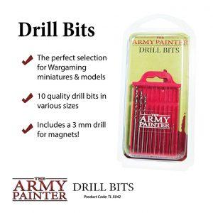 The Army Painter   Army Painter Tools Army Painter Drill Bits - APTL5042 - 5713799504202