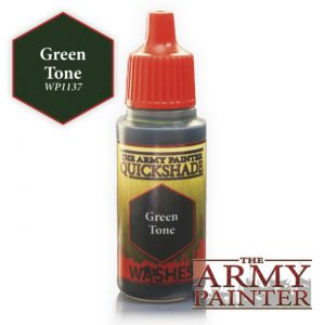 The Army Painter   Warpaint Warpaint - Quickshade Green Tone - APWP1137 - 2561137111116