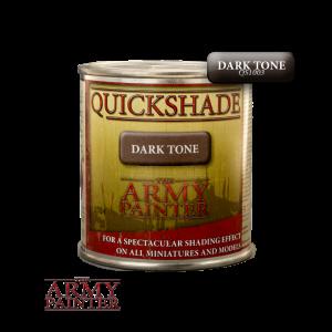 The Army Painter   Army Painter Tools Quickshade Tin: Dark Tone - APQS1003 - 2510031111111