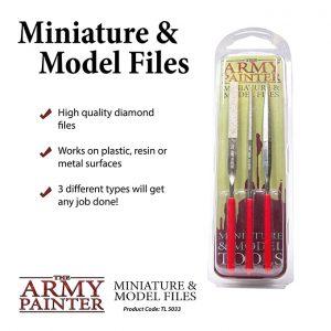 The Army Painter   Army Painter Tools Army Painter Miniature and Model Files - APTL5033 - 5713799503304