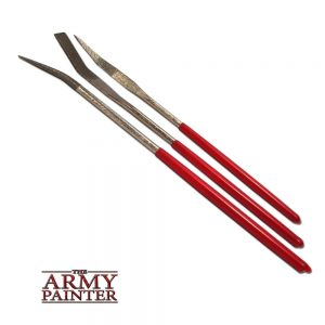 The Army Painter   Army Painter Tools AP Speciality Curved Files - APTL5008 - 5060030668774