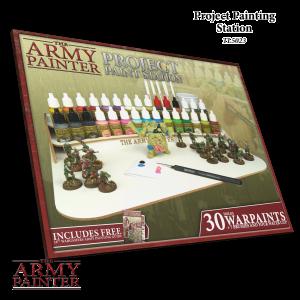 The Army Painter   Army Painter Tools Army Painter Project Paint Station - APTL5023 - 5713799502307