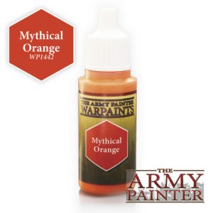 The Army Painter   Warpaint Warpaint - Mythical Orange - APWP1442 - 5713799144200