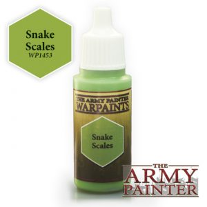 The Army Painter   Warpaint Warpaint - Snake Scales - APWP1453 - 5713799145306