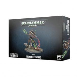 Games Workshop Warhammer 40,000  Necrons Necrons Illuminor Szeras - 99120110049 - 5011921136964