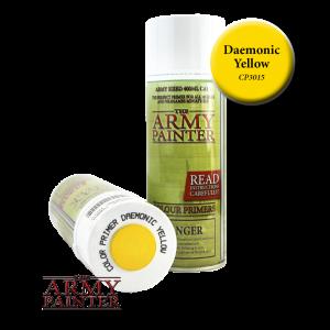 The Army Painter   Spray Paint AP Spray: Daemonic Yellow - APCP3015 - 2530151111112