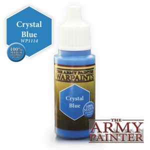 The Army Painter   Warpaint Warpaint - Crystal Blue - APWP1114 - 2561114111115