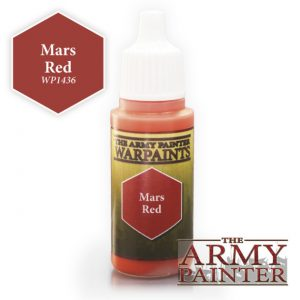 The Army Painter   Warpaint Warpaint - Mars Red - APWP1436 - 5713799143609