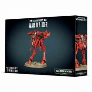 Games Workshop Warhammer 40,000  Craftworlds Eldar Craftworlds War Walker - 99120104049 - 5011921087105