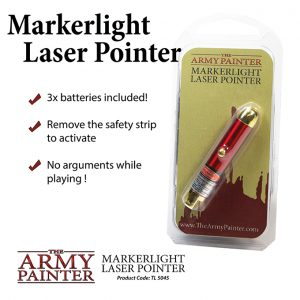 The Army Painter   Lasers & LOS Tools Markerlight Laser Pointer (2019) - APTL5045 - 5713799504509