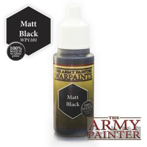 The Army Painter   Warpaint Warpaint - Matt Black - APWP1101 - 2561101111111