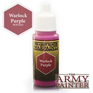 The Army Painter   Warpaint Warpaint - Warlock Purple - APWP1451 - 5713799145108