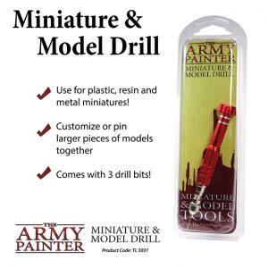 The Army Painter   Army Painter Tools Army Painter Miniature and Model Drill - APTL5031 - 5713799503106