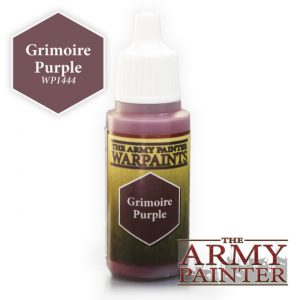 The Army Painter   Warpaint Warpaint - Grimoire Purple - APWP1444 - 5713799144408