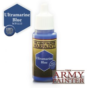 The Army Painter   Warpaint Warpaint - Ultramarine Blue - APWP1115 - 2561115111114