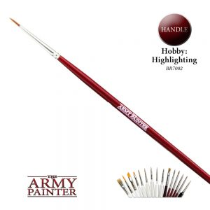 The Army Painter   Army Painter Brushes Hobby Brush: Highlighting - APBR7002 - 5713799700208