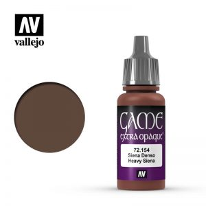 Vallejo   Extra Opaque Extra Opaque: Heavy Siena - VAL72154 - 8429551721547