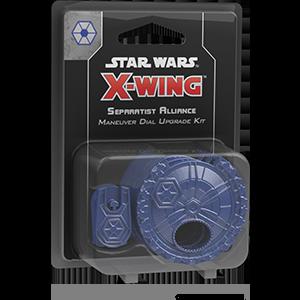Fantasy Flight Games Star Wars: X-Wing  Separatist Alliance - X-wing Star Wars X-Wing: Separatist Alliance Maneuver Dials - FFGSWZ35 - 841333107314