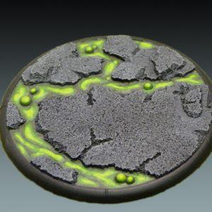 Baker Bases   Lava Lava: 120mm Round Lipped Base - CB-LV-03-COL - CB-LV-03-COL