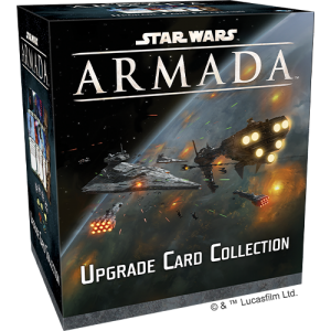 Fantasy Flight Games Star Wars: Armada  Star Wars Armada Essentials Star Wars Armada: Upgrade Card Collection - FFGSWM38 - 841333111762