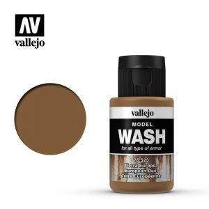 Vallejo   Vallejo Washes European Dust Wash - VAL76523 - 8429551765237