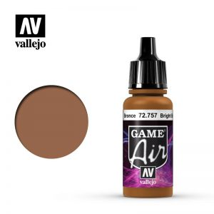 Vallejo   Game Air Game Air: Bright Bronze - VAL72757 - 8429551727570