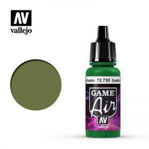 Vallejo   Game Air Game Air: Goblin Green - VAL72730 - 8429551727303