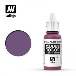 Vallejo   Model Colour Model Color: Purple - VAL70959 - 8429551709590