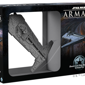 Fantasy Flight Games Star Wars: Armada  Star Wars: Armada Star Wars Armada: Onager-class Star Destroyer - FFGSWM33 - 841333110567