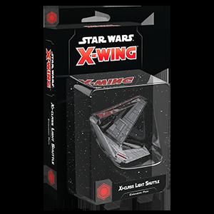 Fantasy Flight Games Star Wars: X-Wing  First Order - X-wing Star Wars X-Wing: Xi-class Light Shuttle - FFGSWZ69 - 841333111168