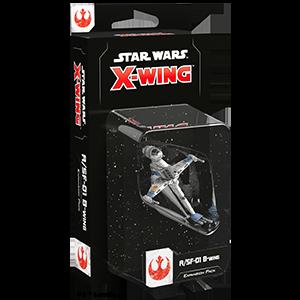 Fantasy Flight Games Star Wars: X-Wing  The Rebel Alliance - X-wing Star Wars X-Wing: A/SF-01 B-Wing - FFGSWZ42 - 841333108090