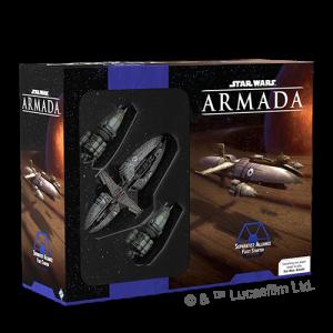 Fantasy Flight Games Star Wars: Armada  Separatist Alliance - Armada Star Wars Armada: Separatist Alliance Fleet Starter - FFGSWM35 - 841333111731