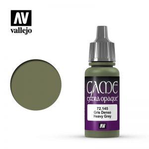 Vallejo   Extra Opaque Extra Opaque: Heavy Grey - VAL72145 - 8429551721455