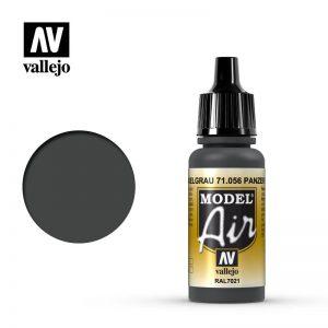 Vallejo   Model Air Model Air: Panzer Dark Grey - VAL056 - 8429551710565
