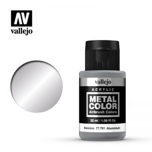 Vallejo   Metal Colour Metal Color - Aluminium 32ml - VAL77701 - 8429551777018