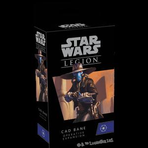 Fantasy Flight Games Star Wars: Legion  Separatist Alliance - Legion Star Wars Legion: Cad Bane Operative - FFGSWL67 - 841333111519