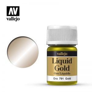 Vallejo   Liquid Gold Vallejo Liquid Gold - VAL70791 - 8429551707916