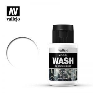 Vallejo   Vallejo Washes White Wash - VAL76501 - 8429551765015