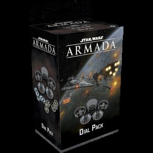 Fantasy Flight Games Star Wars: Armada  Star Wars Armada Essentials Star Wars Armada: Dial Pack - FFGSWM39 -