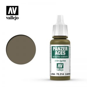 Vallejo   Panzer Aces Panzer Aces  - Canvas - VAL314 - 8429551703147